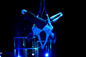 Aerial Arts Stage